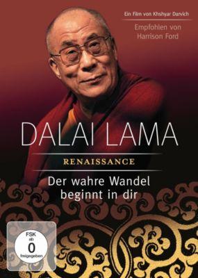Dalai Lama Renaissance, Khashyar Darvich