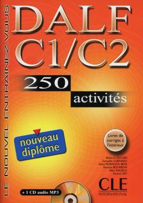 DALF C1/C2, m. MP3-Audio-CD