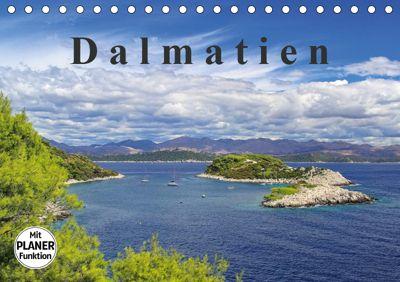 Dalmatien (Tischkalender 2019 DIN A5 quer), LianeM