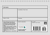 Dalmatien (Tischkalender 2019 DIN A5 quer) - Produktdetailbild 13