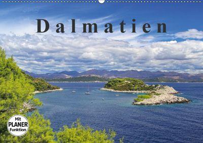 Dalmatien (Wandkalender 2019 DIN A2 quer), LianeM