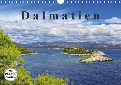 Dalmatien (Wandkalender 2019 DIN A4 quer), LianeM