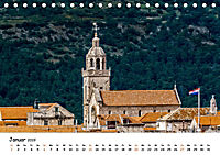 Dalmatiens Süden, Peljesac und Korcula (Tischkalender 2019 DIN A5 quer) - Produktdetailbild 1