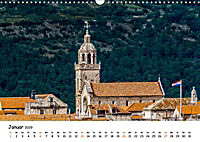 Dalmatiens Süden, Peljesac und Korcula (Wandkalender 2019 DIN A3 quer) - Produktdetailbild 1