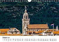 Dalmatiens Süden, Peljesac und Korcula (Wandkalender 2019 DIN A4 quer) - Produktdetailbild 1