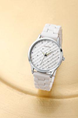 Damen-Armbanduhr aus Keramik