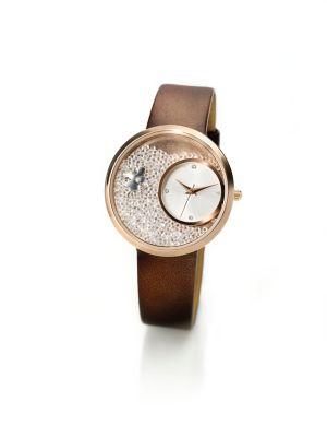 Damen-Armbanduhr Engel