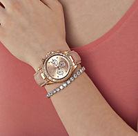 Damenuhr rosègold - Produktdetailbild 1
