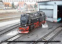Dampf am Brocken - Die Harzquerbahn (Wandkalender 2019 DIN A4 quer) - Produktdetailbild 8