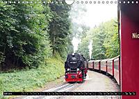 Dampf am Brocken - Die Harzquerbahn (Wandkalender 2019 DIN A4 quer) - Produktdetailbild 5
