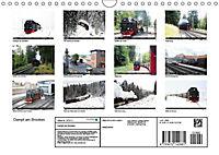 Dampf am Brocken - Die Harzquerbahn (Wandkalender 2019 DIN A4 quer) - Produktdetailbild 9