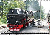 Dampf am Brocken - Die Harzquerbahn (Wandkalender 2019 DIN A4 quer) - Produktdetailbild 3
