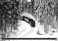 Dampf am Brocken - Die Harzquerbahn (Wandkalender 2019 DIN A4 quer) - Produktdetailbild 2