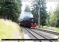 Dampf am Brocken - Die Harzquerbahn (Wandkalender 2019 DIN A4 quer) - Produktdetailbild 4