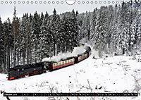 Dampf am Brocken - Die Harzquerbahn (Wandkalender 2019 DIN A4 quer) - Produktdetailbild 10