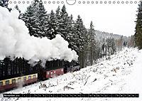 Dampf am Brocken - Die Harzquerbahn (Wandkalender 2019 DIN A4 quer) - Produktdetailbild 11