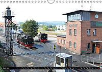 Dampf am Brocken - Die Harzquerbahn (Wandkalender 2019 DIN A4 quer) - Produktdetailbild 6