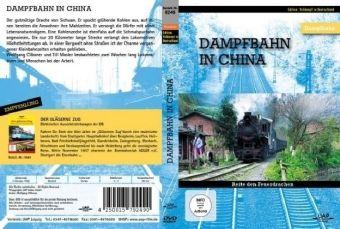 Dampfbahn in China - Reite den Feuerdrachen , DVD