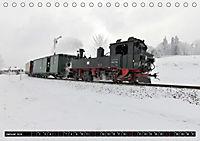 Dampfbahnromantik - Dampfbahnen auf schmaler Spur (Tischkalender 2019 DIN A5 quer) - Produktdetailbild 1