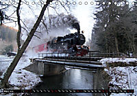 Dampfbahnromantik - Dampfbahnen auf schmaler Spur (Tischkalender 2019 DIN A5 quer) - Produktdetailbild 3