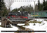 Dampfbahnromantik - Dampfbahnen auf schmaler Spur (Tischkalender 2019 DIN A5 quer) - Produktdetailbild 2