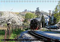 Dampfbahnromantik - Dampfbahnen auf schmaler Spur (Tischkalender 2019 DIN A5 quer) - Produktdetailbild 4