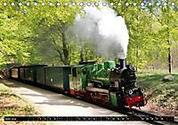 Dampfbahnromantik - Dampfbahnen auf schmaler Spur (Tischkalender 2019 DIN A5 quer) - Produktdetailbild 5