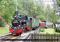Dampfbahnromantik - Dampfbahnen auf schmaler Spur (Tischkalender 2019 DIN A5 quer) - Produktdetailbild 7