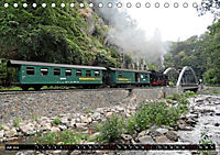 Dampfbahnromantik - Dampfbahnen auf schmaler Spur (Tischkalender 2019 DIN A5 quer) - Produktdetailbild 6