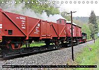 Dampfbahnromantik - Dampfbahnen auf schmaler Spur (Tischkalender 2019 DIN A5 quer) - Produktdetailbild 8