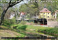 Dampfbahnromantik - Dampfbahnen auf schmaler Spur (Tischkalender 2019 DIN A5 quer) - Produktdetailbild 9