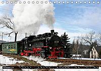 Dampfbahnromantik - Dampfbahnen auf schmaler Spur (Tischkalender 2019 DIN A5 quer) - Produktdetailbild 11