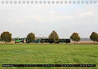 Dampfbahnromantik - Dampfbahnen auf schmaler Spur (Tischkalender 2019 DIN A5 quer) - Produktdetailbild 10