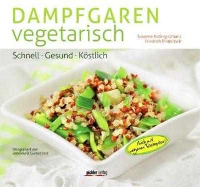Dampfgaren vegetarisch -  pdf epub