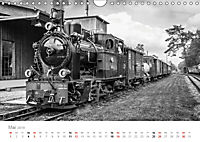 Dampflok Bieberlies in Herscheid-Hüinghausen (Wandkalender 2019 DIN A4 quer) - Produktdetailbild 5