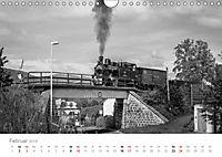 Dampflok Bieberlies in Herscheid-Hüinghausen (Wandkalender 2019 DIN A4 quer) - Produktdetailbild 2