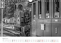Dampflok Bieberlies in Herscheid-Hüinghausen (Wandkalender 2019 DIN A4 quer) - Produktdetailbild 4