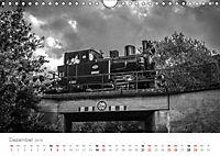 Dampflok Bieberlies in Herscheid-Hüinghausen (Wandkalender 2019 DIN A4 quer) - Produktdetailbild 12