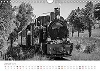 Dampflok Bieberlies in Herscheid-Hüinghausen (Wandkalender 2019 DIN A4 quer) - Produktdetailbild 1