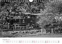Dampflok Bieberlies in Herscheid-Hüinghausen (Wandkalender 2019 DIN A4 quer) - Produktdetailbild 8