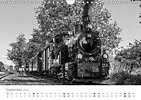 Dampflok Bieberlies in Herscheid-Hüinghausen (Wandkalender 2019 DIN A4 quer) - Produktdetailbild 9
