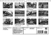 Dampflok Bieberlies in Herscheid-Hüinghausen (Wandkalender 2019 DIN A4 quer) - Produktdetailbild 13