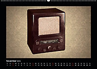 Dampfradios - Antike Radios mit Charme und Patina (Wandkalender 2019 DIN A2 quer) - Produktdetailbild 11