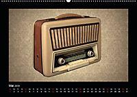 Dampfradios - Antike Radios mit Charme und Patina (Wandkalender 2019 DIN A2 quer) - Produktdetailbild 5