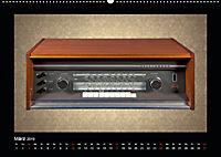 Dampfradios - Antike Radios mit Charme und Patina (Wandkalender 2019 DIN A2 quer) - Produktdetailbild 3