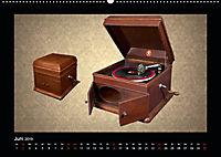 Dampfradios - Antike Radios mit Charme und Patina (Wandkalender 2019 DIN A2 quer) - Produktdetailbild 6