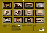 Dampfradios - Antike Radios mit Charme und Patina (Wandkalender 2019 DIN A2 quer) - Produktdetailbild 13