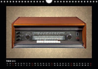Dampfradios - Antike Radios mit Charme und Patina (Wandkalender 2019 DIN A4 quer) - Produktdetailbild 3
