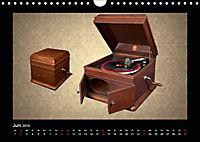 Dampfradios - Antike Radios mit Charme und Patina (Wandkalender 2019 DIN A4 quer) - Produktdetailbild 6