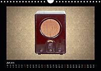 Dampfradios - Antike Radios mit Charme und Patina (Wandkalender 2019 DIN A4 quer) - Produktdetailbild 7